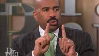 Steve Harvey and Dr. Phil Discuss How Men Think