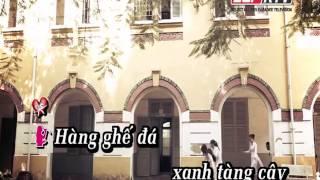 Tình Thơ - Ngọc Linh ft Diễm Quyên  [Karaoke]