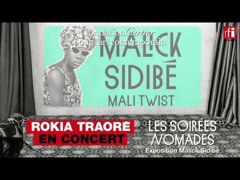 Rokia Traoré en live à la Fondation Cartier avec RFI Musique