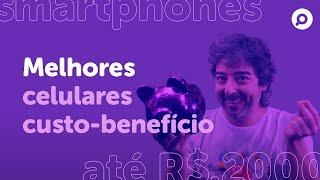 Imagem do prévia do vídeo: Celular barato: smartphones até 2000 REAIS pra comprar em 2021!