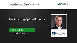 The Amazing Option Butterfly | Larry Gaines