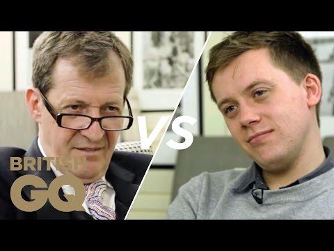 Alastair Campbell vs Owen Jones on the Future of Labour | GQ Politics | British GQ