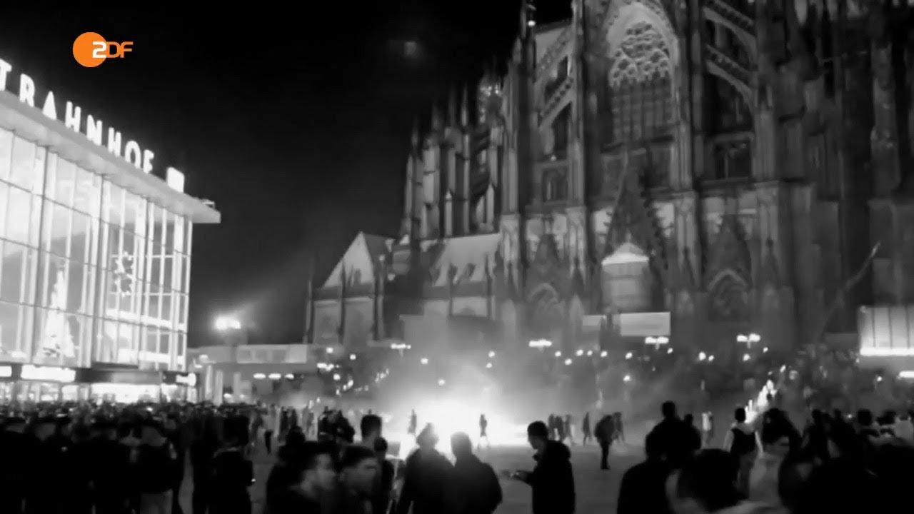 Silvester Köln Hauptbahnhof