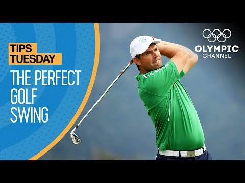 How To Improve Your Golf Swing | Olympians' Tips