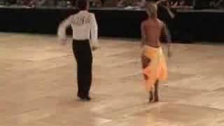 Заводной Джайв(Видео с сайта www.tancor.ru Чемпионат США 2007 год - танец победетеля Джайв исполняют Максим Кожевников и Юлия..., 2008-07-18T23:33:55.000Z)