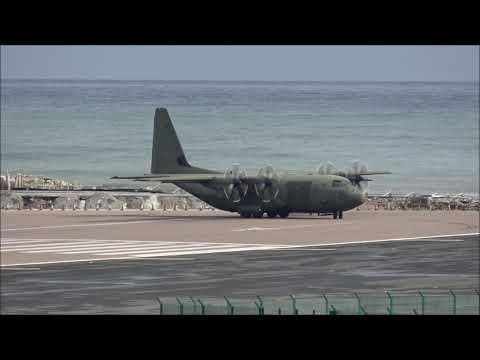 RAF Hercules C5  ZH888 18/11/18
