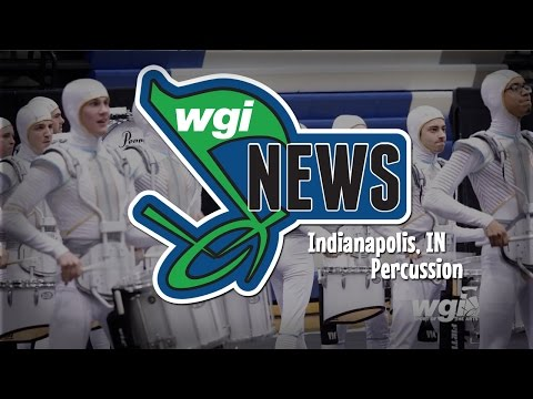 2016 WGI News Crew- Indy Perc