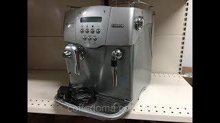 Saeco Incanto s class de lux автоматическая кофемашина для дома или офиса. Видео работы(Кофеварка в отличном состоянии. Узнать подробней или купить можно на сайте - coffedoma.com.ua., 2016-07-01T11:01:57.000Z)