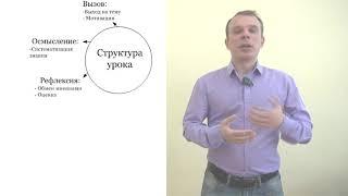 Разработка урока в ТРКМ. Лекторий 6.
