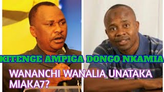 Maulid Kitenge amchana live Juma Nkamia