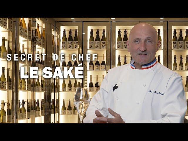 Le Saké: le secret d'Éric Bouchenoire