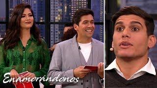 Rafa descubrió que Antonio no quiere a Camila porque tiene a Melany | Enamorándonos Video