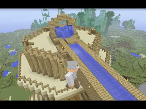 Building Stampys House [29] - Music Tower Pt 2 of 2