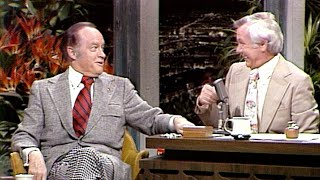Bob Hope Brings Laughs on The Tonight Show Starring Johnny Carson  12/12/1974