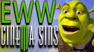 Everything Wrong With CinemaSins: Shrek in 13 Minutes or Less