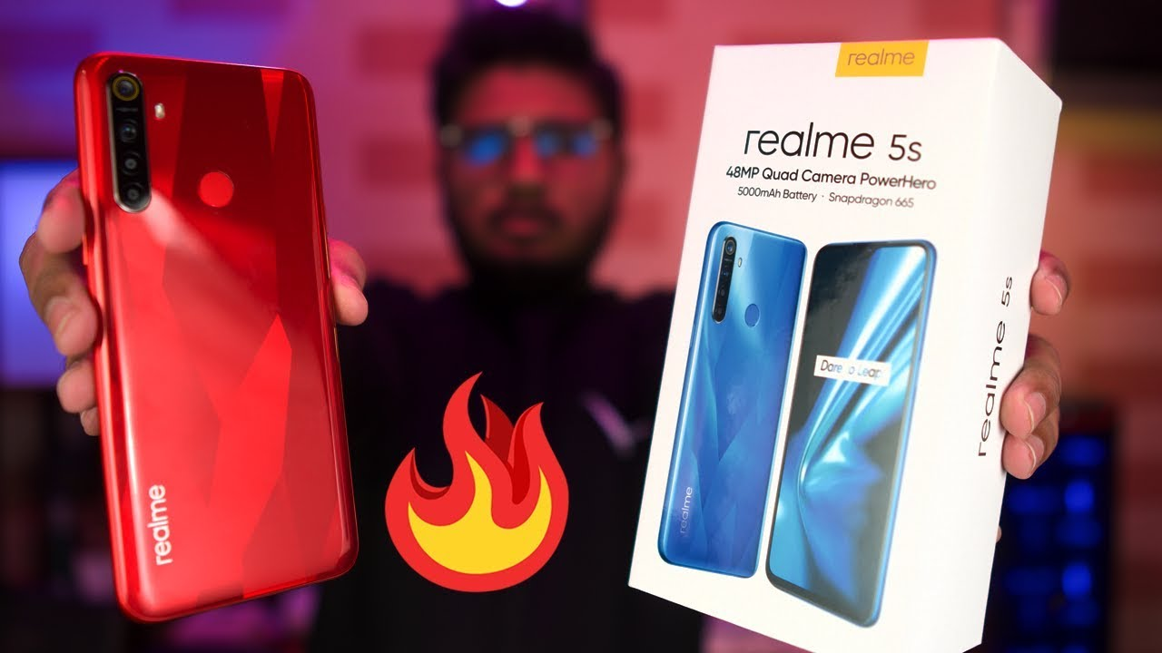 Download Realme 5s Unboxing | Price in Pakistan?