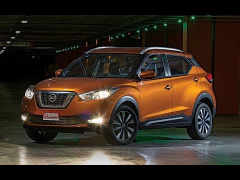 Upcoming Nissan Cars in 2017