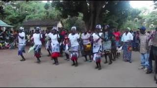 vuclip Malawian Tonga ladies traditional dance CHILIMIKA