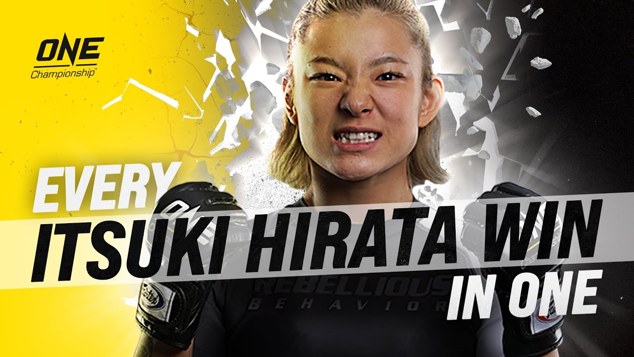 Every Itsuki Hirata Win In ONE Championship