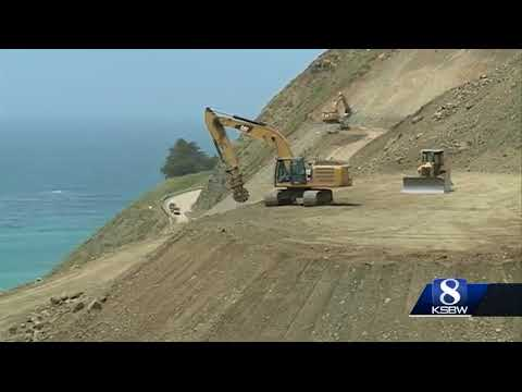 Mud Creek: Big Sur's largest landslide ever