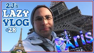 Μ@λακίζομαι στο Παρίσι! (Lazy Vlog #28)