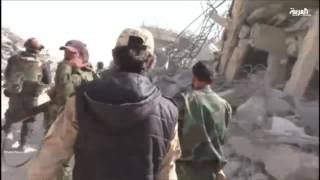 الغارات الروسية.. تنحسر عن داعش وتزداد على مقاتلي حلب