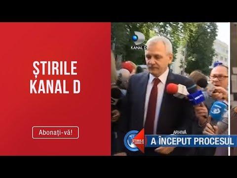 Stirile Kanal D (18.02.2019) - A inceput procesul lui Liviu Dragnea! | Editie COMPLETA