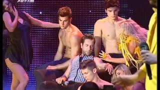 Giorgos Mazonakis & Vegas - Leipei pali o theos (VMA MAD 2012)