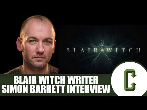 Blair Witch Writer Simon Barrett Interview