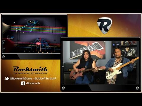Rocksmith Encore: Celebrating Women & Rock - Live from Ubisoft Studio SF