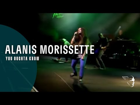 Alanis Morissette - You Oughta Know (Live at Montreux 2012) ~ 1080p HD