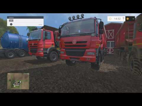Farming Simulator 2015 (PS4) | Tuesday Travels | Ep.6 - Johnsy72 Farm
