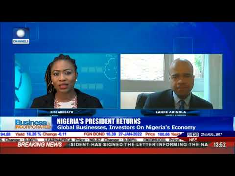Outlook On Policies,The Economy After Buhari's Return |Business Incorporated|