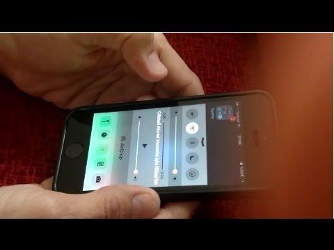 iphone 6s da mp3 dinlemek
