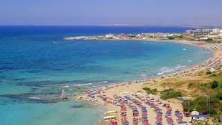 видео Курорт Айя Напа на Кипре