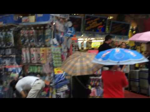 Japan typhoon-Tokyo Sinjuku