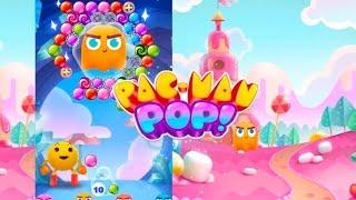 PAC-MAN Pop - Bubble Shooter - BANDAI NAMCO  Puzzle - iTunes/Google play