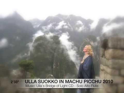 MACHU PICCHU Meditation by Ulla Suokko
