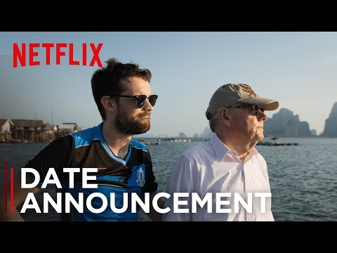 Jack Whitehall: Travels With My Father | Date Announcement [HD] | Netflix