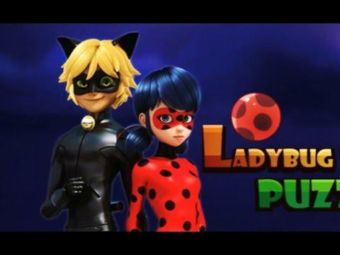 Miraculous Ladybug And Cat Noir Superhero Games