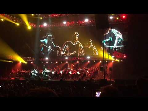 2cellos - Ljubljana Live Concert - Chariots of Fire (Olimpic games song)