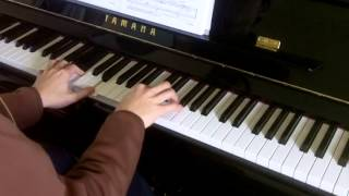 ABRSM Piano 2013-2014 Grade 5 C:6 C6 Christopher Norton Sierra Rock Preludes No.4 Performance