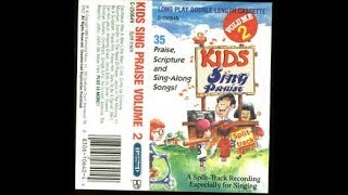 Gambar cover Kids Sing Praise Vol. 2 - That Is the Reason