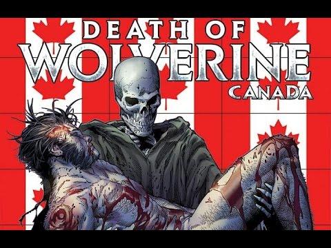 Обзор комикса Death of Wolverine
