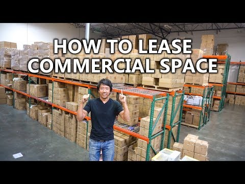 WHAT YOU NEED TO KNOW BEFORE LEASING YOUR FIRST COMMERCIAL SPACE FOR YOUR BUSINESS