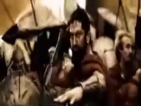 Great Music Video: 300 & Breaking Benjamin