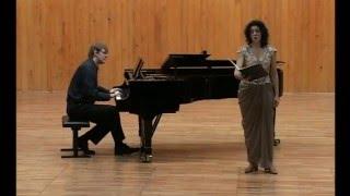 Francis Poulenc: La courte paille (7 chansons de Maurice Carème) /LIVE/