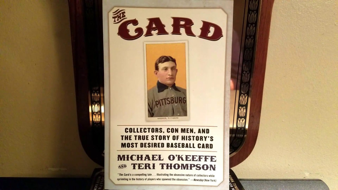 The Honus Wagner T206 Card