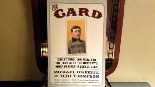 THE HONUS WAGNER T206 CARD!!!