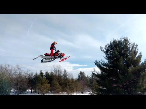 Maine Snowmobile Team Adventures
